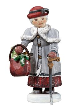 Großmutter mit Tasche | im Käthe Wohlfahrt - Online Shop
