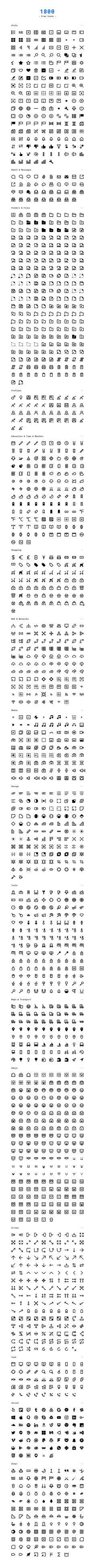 Minimal Icon Pack