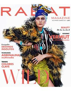 Rabat Cover shot by the fashion photographer Xavi Gordo represented by 8AM -  8 Artist Management  | #artistmangement #fashion #editorial #Elle #8artistmanagement #xavigordo ★★ 8AM / 8 Artist Management ★★  more photos in http://8artistmanagement.com/
