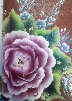 Colori acrilici polycolor, pennello piatto tutorial sulla tecnica https://www.youtube.com/watch?v=jN4CsvYm2oM pagina facebook…