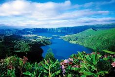 Explore the beauty of the Azores