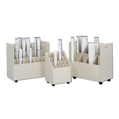 Architectural Drawing Holders rolled blueprint storage shelving | flat file cabinets | plan