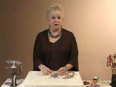 Stretch Magic® Knot Tying Video - #Beading #Jewelry #Tutorial