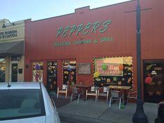 Peppers Mexican Restaurant, Port St. Joe, FL @gopetfriendly