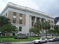 Federal Building, U.S. Courthouse, Downtown Postal Station in Hillsborough County, Florida.