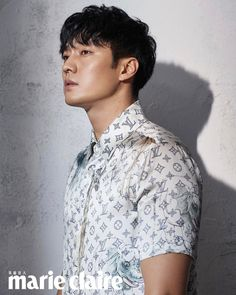 So Ji Sub can be found on the cover of April's Marie Claire Taiwan, check it out! Source | Marie Claire Taiwan
