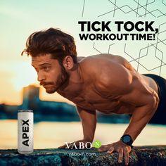 Sport hält fit, gesund und happy – aber zu welcher Tageszeit sollte man am besten sporteln? Entweder zwischen Frühstück und Mittagessen, sowie am Nachmittag bzw. frühen Abend. Zu diesen Tageszeiten ist die Atemfrequenz, der Puls und die Körpertemperatur beim Idealwert und der Körper am leistungsstärksten.  Wann auch immer DEIN perfekter Trainingszeitpunkt ist: mit VABO-N APEX holst du garantiert das Beste aus jeder Sporteinheit heraus! 🏅 Anti Aging, Bmi, Dont Compare, Perfect Timing, Ptsd, Other People, Persona, Depression, Anxiety