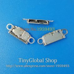 5PCS Original new replacement for Samsung Galaxy S5 G900F G900S G900 G9008 I9600 USB charger charging connector port plug