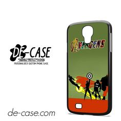 Avenger Art DEAL-1196 Samsung Phonecase Cover For Samsung Galaxy S4 / S4 Mini