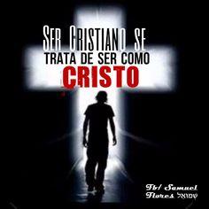 « Ser cristiano es seguir a Cristo y sus enseñanzas ». — R.C. Sproul