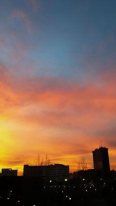 Fuego en el cielo