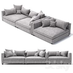 Bolia Mr.Big Sofa 2 Units and Cornerunit
