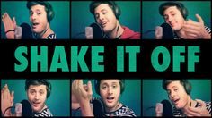 Taylor Swift - Shake It Off - Nick Pitera A Cappella Cover I like it much better then the orginal!!