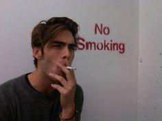No smoking    badass babe