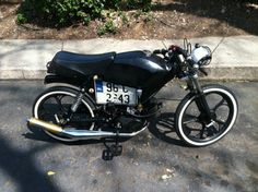Moped Photo Gallery - Tomos Targa