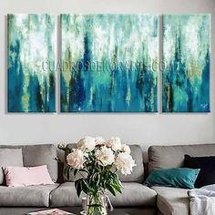Modern Canvas Art, Modern Art Paintings, Contemporary Abstract Art, Abstract Wall Art, Blue Abstract, Abstract Paintings, Oil Painting Flowers, Wall Canvas, Art Techniques