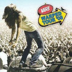 2008 WARPED TOUR COMPILATION  Price: $9.47