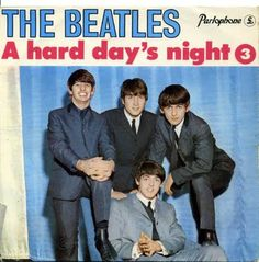 Anorak Thing: Cool Foreign E.P. Sleeves Part 34: The Beatles In Portugal