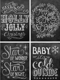 Free Summertime Chalkboard Printable /// Simple 8x10 design ...