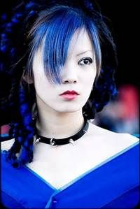 Goth Hairstyles - Bing images