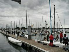 Place au Spi Ouest France !   #Spiouestfrance #SailingDay #Sailing #SpiOF #LaTrinite | www.scanvoile.com