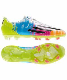 adidas Kinder Fußballschuh F30 TRX FG J MESSI (run: Amazon