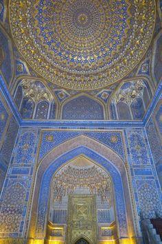 サマルカンド、ウズベキスタン                                                                                                                                                                                 もっと見る