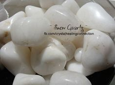Snow Quartz works slower and more gently than Clear Quartz. It is a wonderful crystal for letting go of overwhelming responsibilities. It supports you when you are learning lessons and helps you overcome victimhood. If you are someone who needs to be needed, it is the perfect crystal for you. It helps you think before you speak, enhances tact and cooperation and enhances meditation. Snow Quartz works best on the emotional and subtle levels