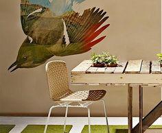 WABI SABI Scandinavia - Design, Art and DIY.: DIY: trendigt & rustikt matbord