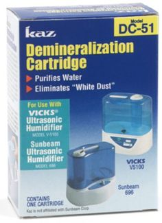 Honeywell/Kaz Home Environme De-Mineralize Cartridge Dc Humidifier Chemical  Accessories - Listing price: $7.99 Now: $6.42
