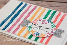 Stampin' Up! UK Feeling Crafty - Bekka Prideaux Stampin' Up! UK Independent Demonstrator: Introducing the 2016-18 In Colors from Stampin' Up! All Together Now