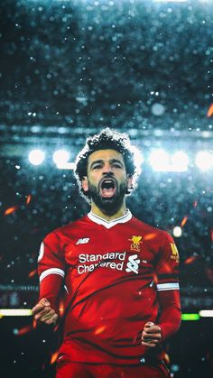 salah wallpaper by - ce - Free on ZEDGE™ Messi Et Ronaldo, Lionel Messi, Liverpool Players, Liverpool Football Club, Best Football Players, Soccer Players, Mohamed Salah Liverpool, M Salah, Liverpool Fc Wallpaper