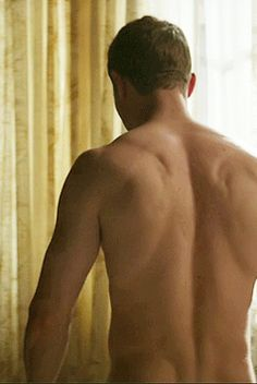Jamie Dornan — His body is a work of art!