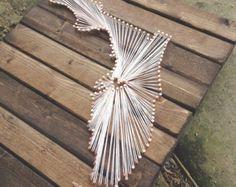 Chaîne Art fait sur commande art strobile String par GrizzlyandCo