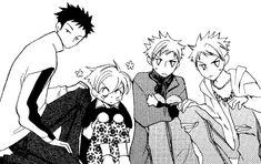 FURIOUSLY BEATBOXES Ouran Host Club Manga, Ouran Highschool Host Club, Host Club Anime, High School Host Club, Art Vampire, Vampire Knight, Art Adventure Time, Manga Anime, Cosplay Steampunk