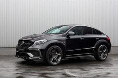 Awesome Mercedes 2017: Mercedes-Benz GLE Coupe Aerodynamic Body Kit - DAYSHOPPE  Cars