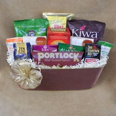 Kosher paleo gift basket packed with goodies and all are kosher mammoth paleo gift basket a generous sampling of paleo treats great for a family or office negle Images