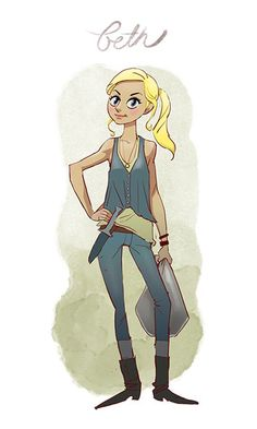 les-personnages-the-walking-dead-version-dessin-anime-beth