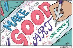 Arte e máis arte: Neil Gaiman Neil Gaiman, Comics, Art, Cartoons, Comic, Comics And Cartoons, Comic Books, Comic Book, Graphic Novels