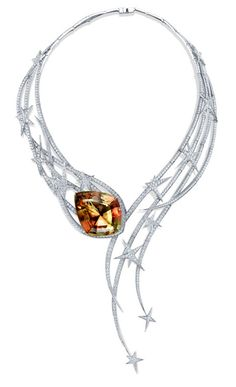 webster necklace  zulthanite and diamond.