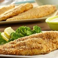 I love that this is baked and not fried!  I love catfish!!