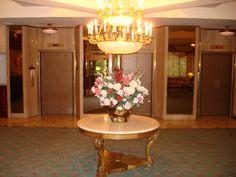Welcoming Lobby