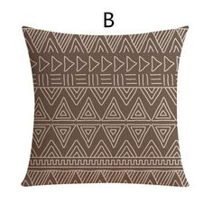 Nordic style coffee geometric pillow for home decoration abstract sofa cushions