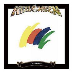 """L'album degli #Helloween intitolato """"Chameleon"""", l'ultimo registrato col cantante Michael Kiske, risale al 1996. Questa edizione arricchita contiene su doppio CD, oltre all'album originale leggendario, 8 bonus (B-Sides e anche tracce inedite dal demo)."""