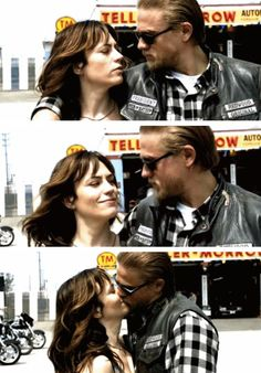 Sons of Anarchy│Jax & Tara