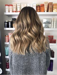 Blonde Balayage Hair #BlondeHairstylesDirty