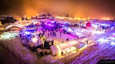 5 of Europe's Best Snow and Music Festivals