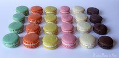 Il Goloso Mondo di Minu': Macarons Mania!!!