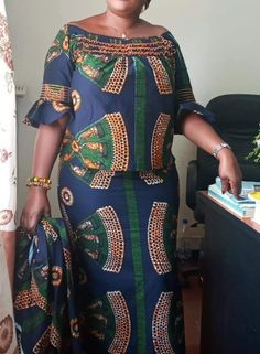 African Lace Dresses, African Fashion Designers, Latest African Fashion Dresses, African Dresses For Women, African Print Fashion, Africa Fashion, African Attire, Traditional African Clothing, Ankara Short Gown Styles