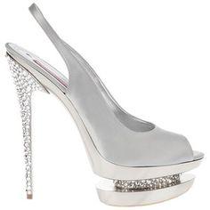 #Grey #Heels